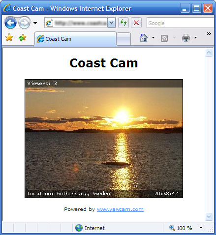 Convert USB Webcam to IP Camera – nokitel