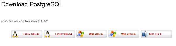 Installing PostgreSQL on Windows – nokitel